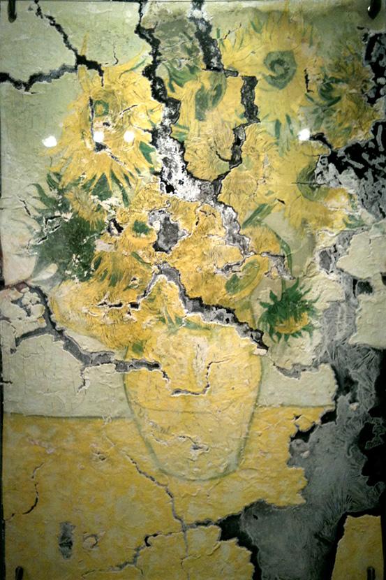 Gogh Vs Caustic Soda Akira Fujimoto